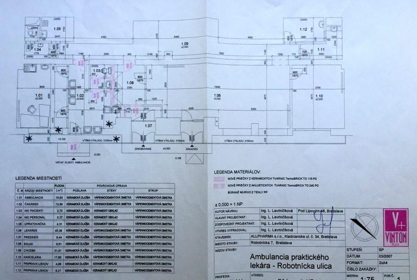 SP Podorys detail Robotnicka