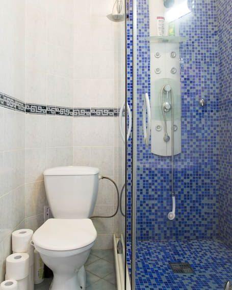 kupelka +wc